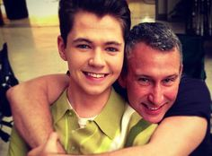 Damian McGinty's Rory is Back for Glee's Season 4 Christmas Episode.  Best Christmas Present Ever :)