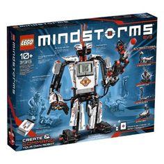 No hay nada mejor para aprender que hacerlo mientras te diviertes, y qué puede ser más divertido para un niño que construir un robot desde cero, poder controlarlo de forma remota y reprogramarlo para que haga lo que quiera.  Es una gran inversión, pero ahora está 100€ más barato que en otros sitios.  Chollo en Amazon España: Lego Mindstorms EV3 por solo 300,53€ (un 25% de descuento sobre el precio de venta recomendado y precio mínimo histórico)