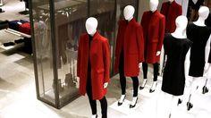 Fashionably fast the key to Zara success - The new Zara store at Westfield's Pitt Street Mall in Sydney.