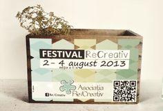 Festival ReCreativ gadget