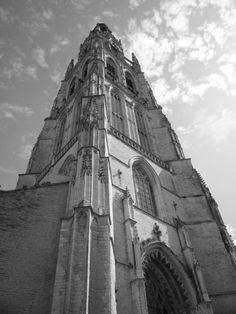 Grote Kerk - Breda - Holland - Holanda - Netherlands