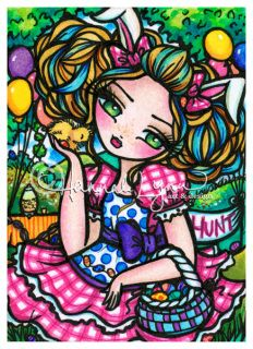 Free e-Cards and Picture Greetings - Hannah Lynn Art & Design Coloring Book Art, Adult Coloring, Coloring Pages, Colorful Drawings, Cute Drawings, Illustrations, Illustration Art, Hannah Lynn, Mermaid Fairy