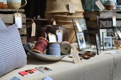 Decorator's Notebook at The Frome Independent Market - 2