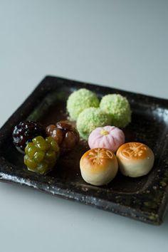 Japanese sweets / 四季彩菓(Shikisaika)