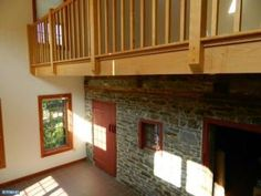 Holy Moley!! Loft, stone, wood, LOVE; 238 Old Bethlehem Road, Quakertown PA