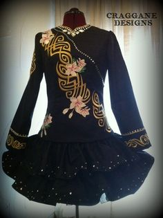 craggane designs irish dance - Google Search