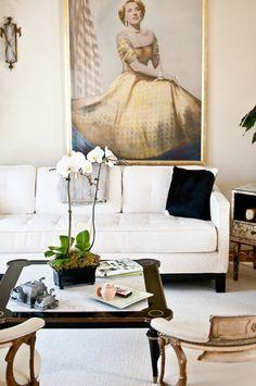 living room - Paris