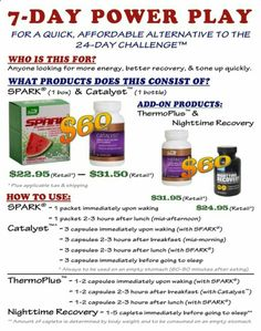 If you on a buget, and can't get  the 24 day challenge this is a good alternate. Www.advocare.com/141110433