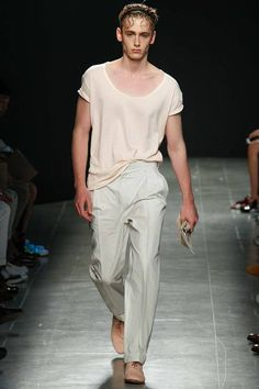 Bottega Veneta Spring-Summer 2015 Men's Collection