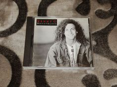 *25-CENT CD* Breathless by Kenny G. (CD, Oct-1992, Arista Records (Label)) #Smooth