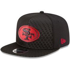d6fe358c4fa Men's San Francisco 49ers New Era Black 2017 Color Rush 9FIFTY Snapback  Adjustable Hat. Chicago Bears GameChicago Bears ColorsNfl ...