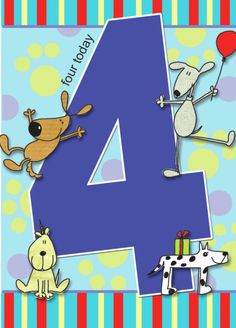 Jeannine Rundle - AD110A BOY FOUR DOGS.jpg