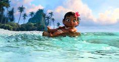 OCEANIA ecco un nuovo dolcissimo trailer del film DISNEY di Natale