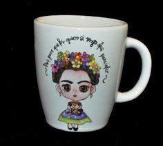 ¡Mirá nuestro nuevo producto Taza Frida! Si te gusta podés ayudarnos pinéandolo en alguno de tus tableros :)