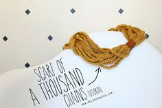 A Hook in Time: Introduction to Basic Crochet - Chain Stitch (CH)