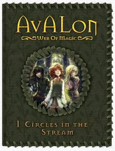 Bittersweet Enchantment: Avalon: Web of Magic \ Author Guest Post + Giveaway!
