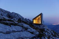 OFIS alpine shelter