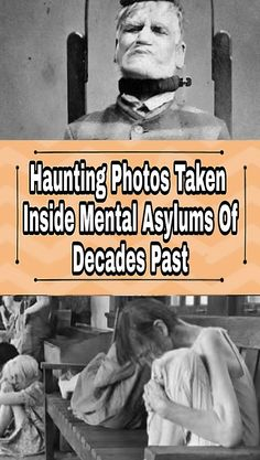 These harrowing photos look inside mental asylums of the and centuries and reveal just how disturbing their conditions once were. Body Farm, Mental Asylum, Haunting Photos, Relationship Goals, Relationships, Celebrity Gallery, Do You Really, Famous Celebrities, Weird World