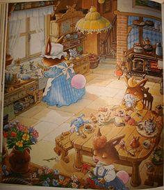 Иллюстрация 28 из 84 для Праздник полнолуния - Женевьева Юрье | Лабиринт - книги. Источник: Сергеева Наталия