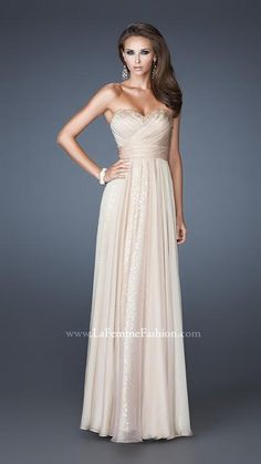 18869 | La Femme Fashion 2013 - La Femme Prom Dresses - Dancing with the Stars ahhh i love it