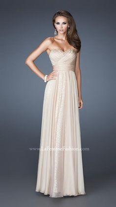 18869 | La Femme Fashion 2013 - La Femme Prom Dresses - Dancing with the Stars ahhh i love it