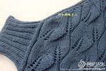 Мобильный LiveInternet Густая крона - свободный пуловер узором листики | wodolei-ka - Дневник wodolei-ka |