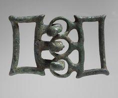 7th C. BCE Etruscan Buckle.   Museum of Art Rhode Island School of Design