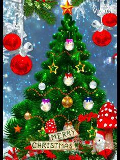 Animated Christmas Tree, Xmas Gif, Merry Christmas Wallpaper, Merry Christmas Pictures, Christmas Scenery, Merry Christmas Images, Merry Christmas Wishes, Noel Christmas, Merry Christmas And Happy New Year
