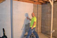 Water Proofing Basement | Basement Waterproofing Costs | HouseLogic