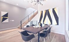 Origin Story Home Staging Companies, Window Sheers, House Design, The Originals, Table, Furniture, Home Decor, Decoration Home, Room Decor