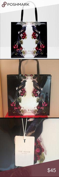 NWT TED BAKER LONDON SHOPPER BAG Stunning bag! Brand new. Ted Baker London Bags Totes