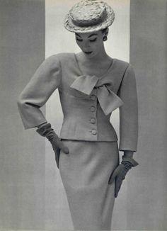 Cristóbal Balenciaga Suit, 1954