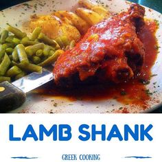 GREEK COOKING AT ITS BEST! YOU NEED TO TRY OUR FRESH TOMATO BRAISED LAMB SHANK! TAG LIKE SHARE IF YOU LIKE GREEK FOOD :) #lamb #shanks #fresh #tomato #meltinyourmouth #tampafoodie #greekcooking #greekfood #eatfresh #eatlocal #eatgreek #drooling #good #lunchwithafavorite #tampafood #tampaeats #yummy #needgreekfood #mamaskitchentampa