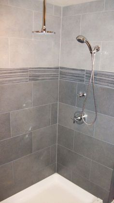 more gray shower tile   ideas for our house: future