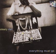 Everything Must Go - Steely Dan