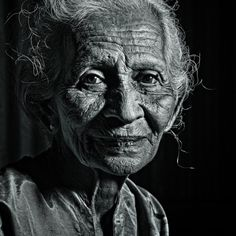 Amazing Black and White Portrait Photography by Yaman Ibrahim