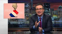 awesome French Elections: Last Week Tonight with John Oliver (HBO)