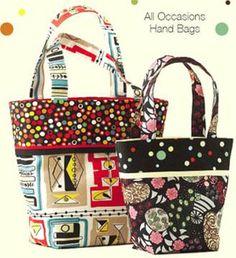 Trick or treat bag patterns