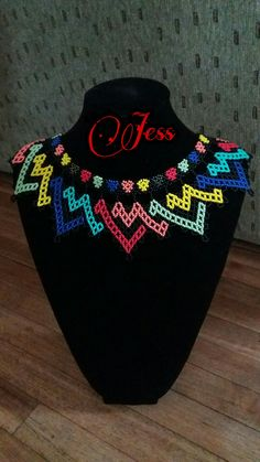 Beaded Jewellery, Beaded Necklaces, Jewelry, Bead Weaving, Blouse Designs, Diy And Crafts, Beads, Model, Fashion