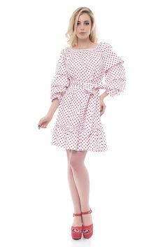 Dress to Impress and Dare to Wear Dots all over