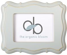 I am IN LOVE with the organic bloom picture frames!!!!