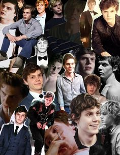 Evan Peters from American Horror Story