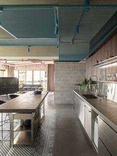 A Modern Apartment B