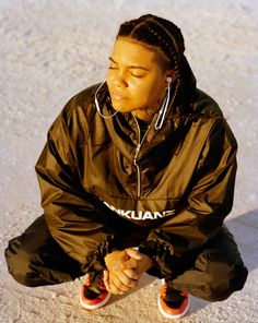 For rising emcee Young M.A, her unique perspective makes her a standout in a crowded scene. It's her uncompromising drive that makes her a superstar.