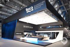 Roca fair stand at ISH 2011 by Dan Pearlman, Hannover