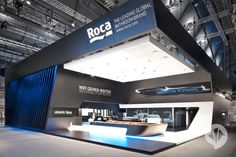 Roca fair stand at ISH 2011 by Dan Pearlman, Hannover