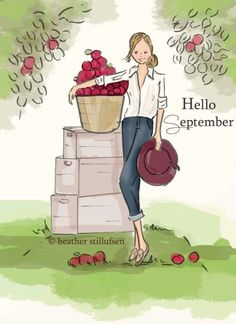 have a blessing September.