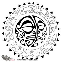 TATTOO TRIBES: Tattoo of Sun-moon, Union tattoo,sunmoon sun moon maorigram tattoo - royaty-free tribal tattoos with meaning Maori Tattoos, Tribal Tattoos, Filipino Tattoos, Maori Tattoo Designs, Marquesan Tattoos, Samoan Tattoo, Forearm Tattoos, Flag Tattoos, Polynesian Tattoos