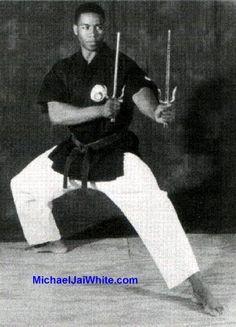 Michael Jai White Martial Arts | Complete Martial Arts.com - Michael Jai White Pictures