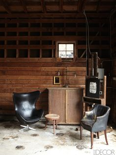The Rustic, Raw and Refined Home of Ellen Degeneres (2)